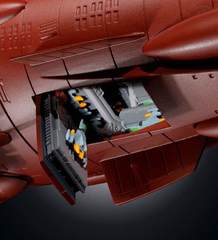 超合金魂 GX-86 宇宙戦艦ヤマト2202FIGURE-042847_10
