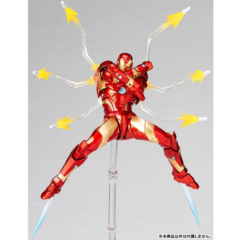 フィギュアコンプレックス アメイジング・ヤマグチ アイアンマン ブリーディングエッジアーマーFIGURE-045369_05