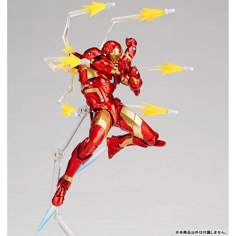 フィギュアコンプレックス アメイジング・ヤマグチ アイアンマン ブリーディングエッジアーマーFIGURE-045369_06