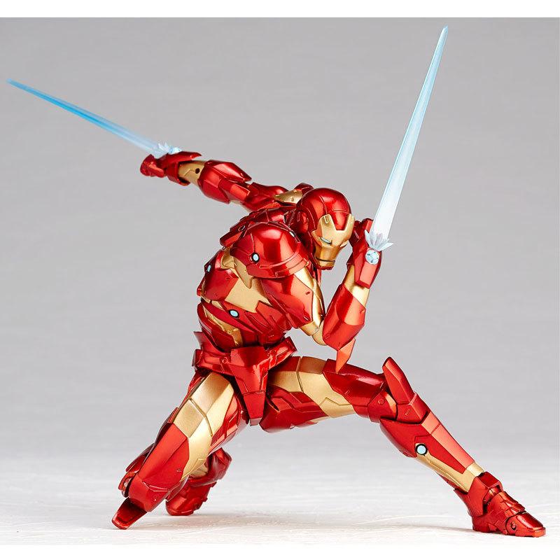 フィギュアコンプレックス アメイジング・ヤマグチ アイアンマン ブリーディングエッジアーマーFIGURE-045369_07
