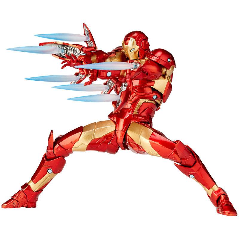 フィギュアコンプレックス アメイジング・ヤマグチ アイアンマン ブリーディングエッジアーマーFIGURE-045369_01