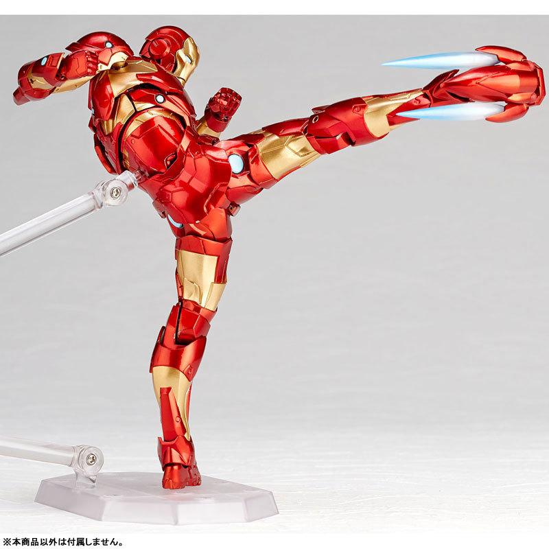 フィギュアコンプレックス アメイジング・ヤマグチ アイアンマン ブリーディングエッジアーマーFIGURE-045369_03