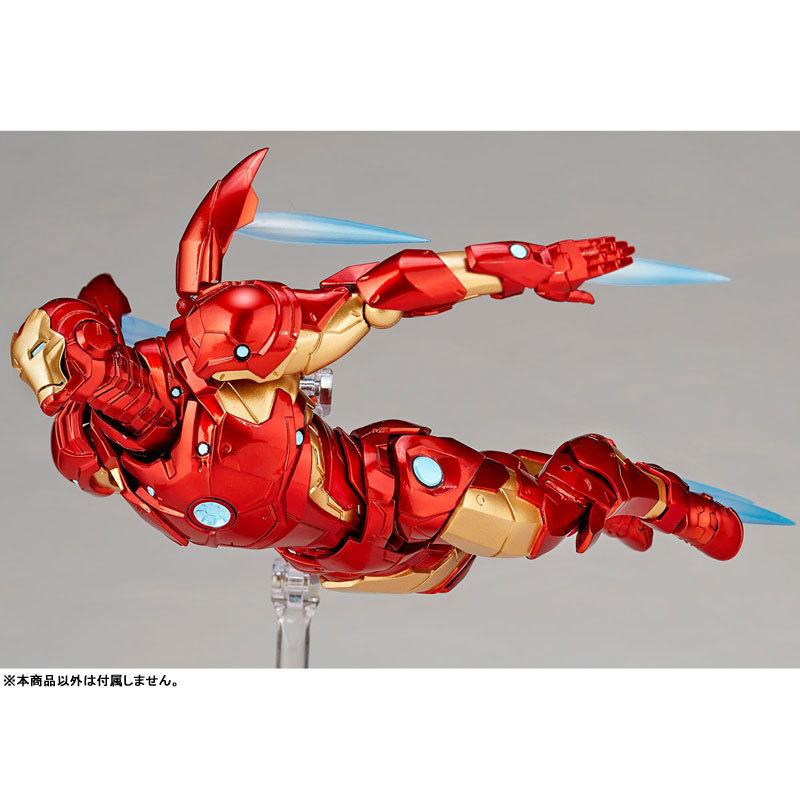 フィギュアコンプレックス アメイジング・ヤマグチ アイアンマン ブリーディングエッジアーマーFIGURE-045369_04