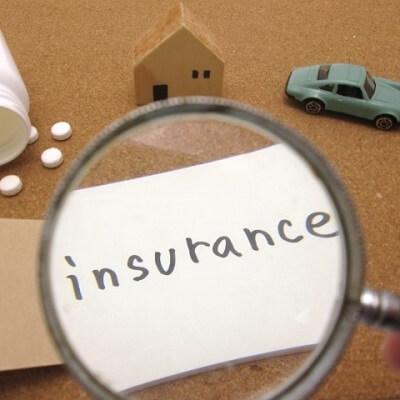 待てよ?保険はinsuranceか?