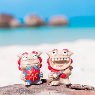 沖縄は常夏って感じでよいですよね~