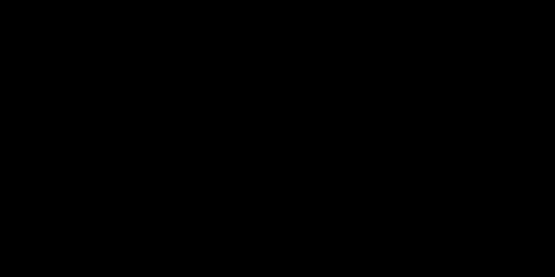 ペン風リボン黒黒