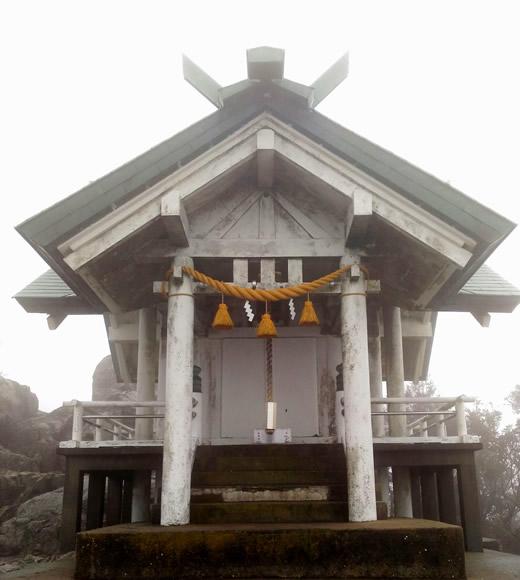 上宮礼拝岩