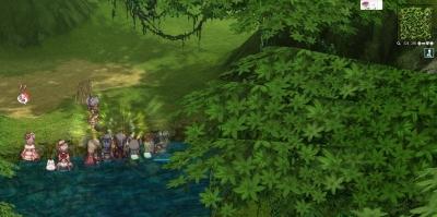 伝説の温泉
