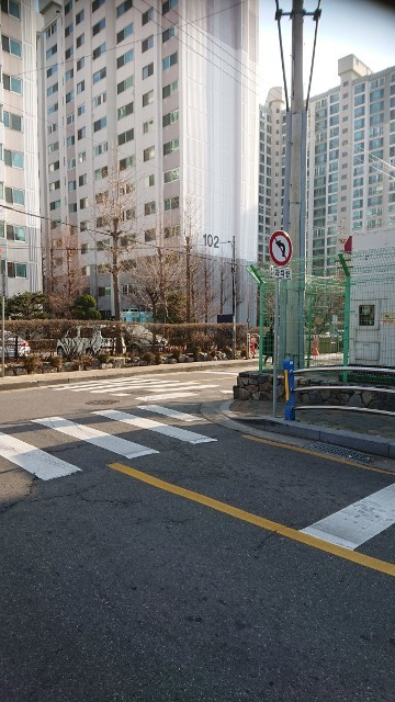 アパート,韓国