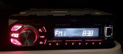 Pitch FM 使用受信機(2)