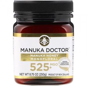 Manuka Doctor, マヌカハニーモノフローラル、MGO 525+