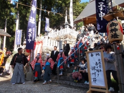2018春日神社 祭り1