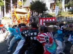 2018春日神社 祭り5