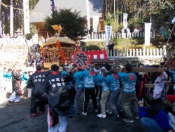 2018春日神社 祭り6