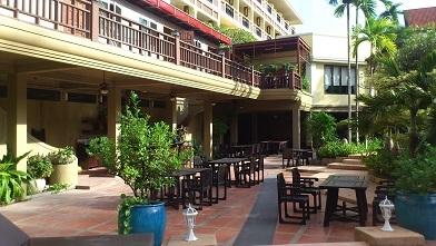 カンボジア ホテルモーニング1 (14 )