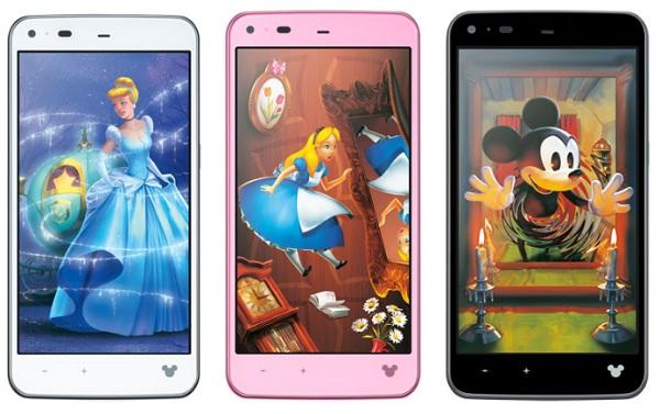 015_Disney Mobile on docomo SH-05F_imagesA