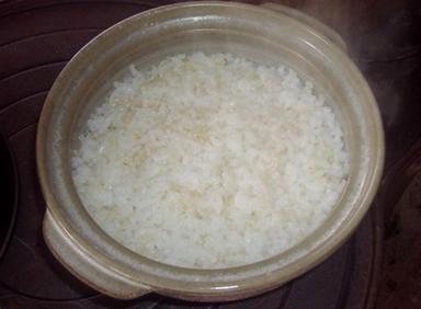 土鍋ご飯3
