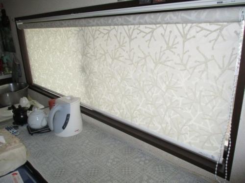 タチカワブラインドノエルRS-7001クリーム