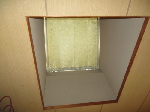天窓カーテン