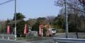 安行 1244-8 矢倉稲荷(吉場安行東京線沿い東側) G
