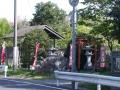 安行 1244-8 矢倉稲荷(吉場安行東京線沿い東側) H