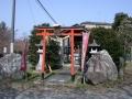 安行 1244-8 矢倉稲荷(吉場安行東京線沿い東側) F