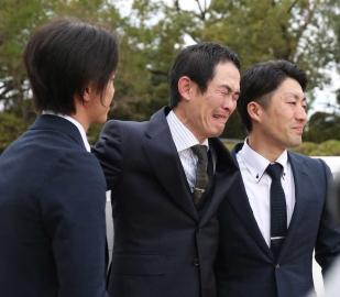 村哲也調教師、初G1制覇で号泣