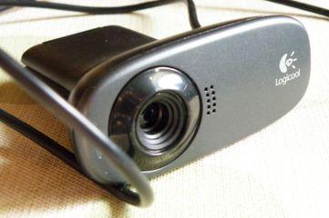 ウェブカメラ改造 (3)