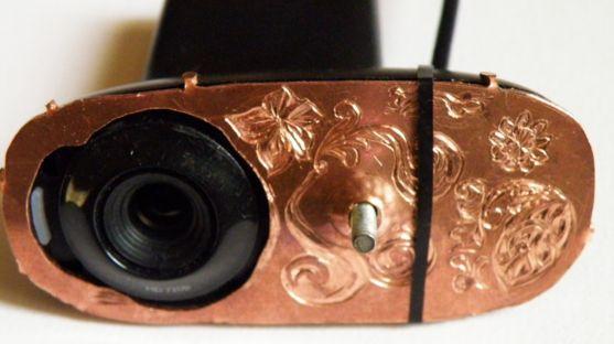 ウェブカメラ改造2 (8)