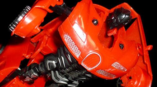 成近屋 変形ロボットカー Aタイプ