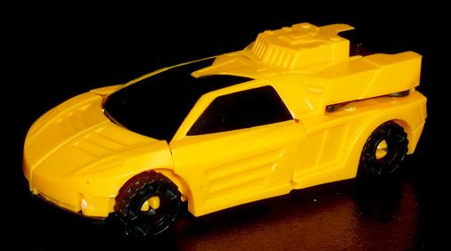 成近屋 変形ロボットカー Bタイプ ビークルモード