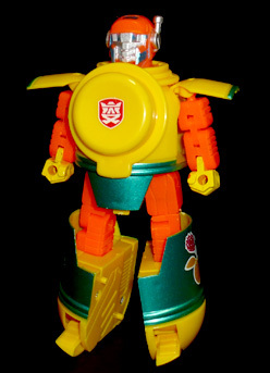 机战奇兵 美食机器人 酸奶