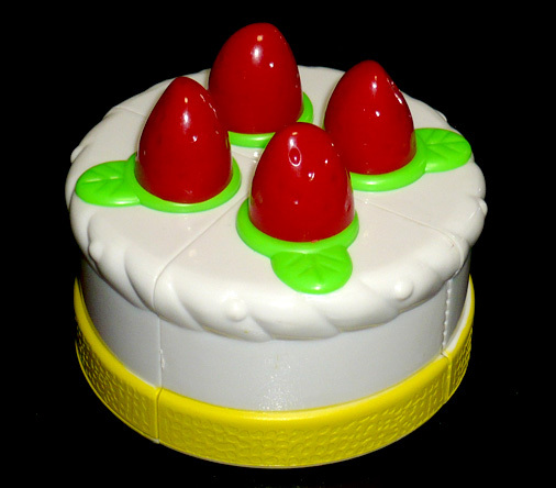 机战奇兵 美食机器人 蛋糕