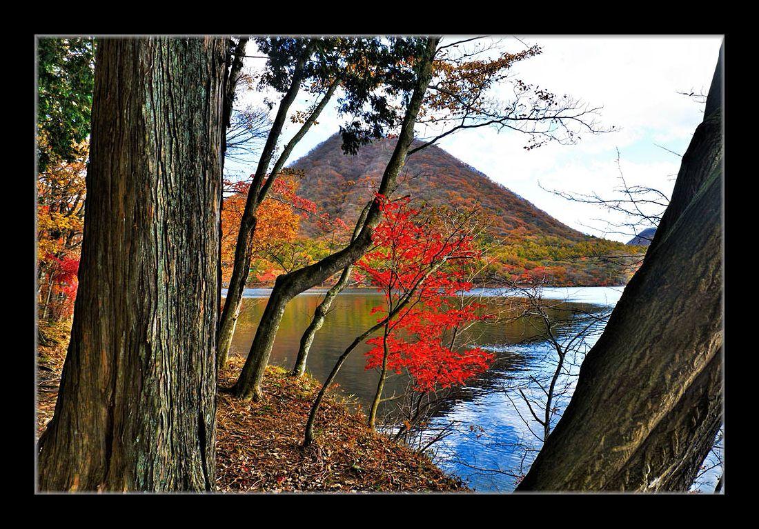 榛名湖の紅葉Ⅱ