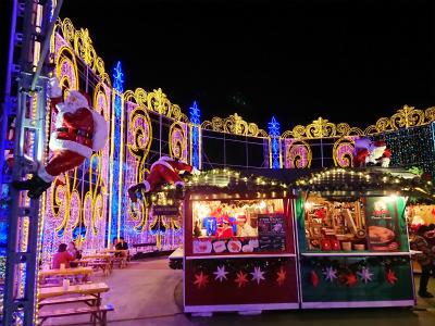 ハウステンボス2018クリスマスマーケット