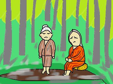 ソラとコロンの旅 29