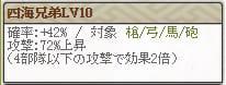 天 松平清康Lv10