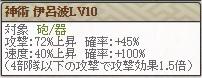 神術Lv10