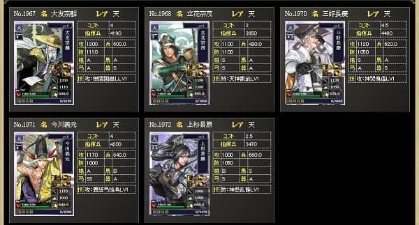祝くじラインナップ2
