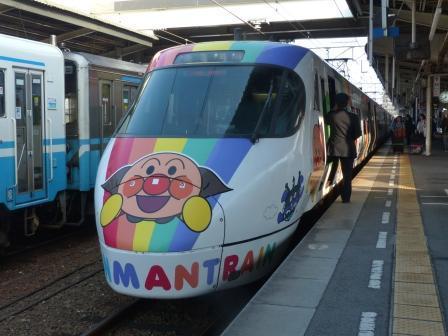 8000系アンパンマン列車 2