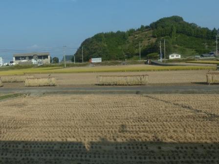 車窓風景 2
