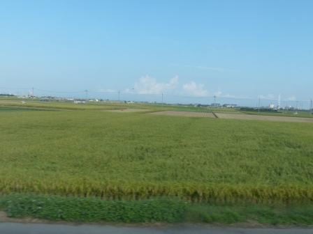 車窓風景 4