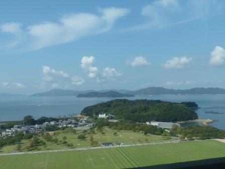 車窓風景・瀬戸大橋 2