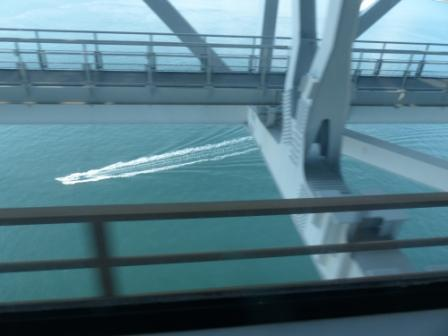 車窓風景・瀬戸大橋 3
