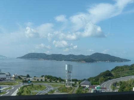 車窓風景・瀬戸大橋 5