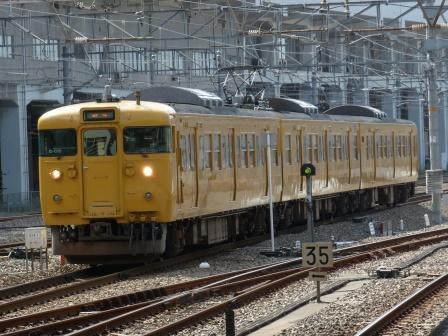 黄色い電車 1