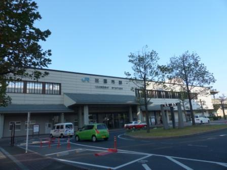 JR出雲市駅 南口
