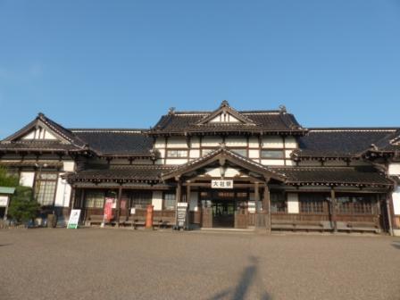 旧 大社駅 1