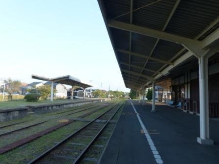 旧 大社駅 8
