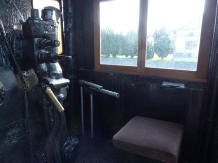 旧 大社駅 D51蒸気機関車 4
